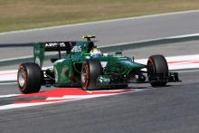Caterham parts company with technical director Smith