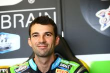 WSBK rider Staring to BSB with Team WD-40