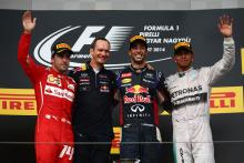 PICTORIAL REVIEW: 2014 F1 Hungarian Grand Prix
