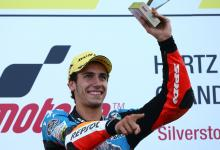 Moto2: Alex Rins signs for Pons