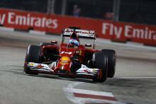 Ferrari 'did its best' in Singapore