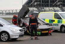 Collard will race at Brands Hatch