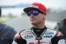 Broc Parkes to BSB with Milwaukee Yamaha