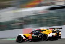 Larbre Corvette battling to make Le Mans start