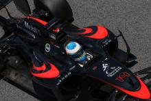 Arai talks 'pressure' and McLaren podiums by mid-season