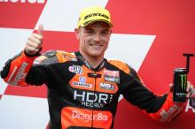 Moto2: Sam Lowes fired up for 2016 title attack