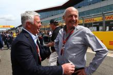 Ron Dennis brands Eddie Jordan 'a village idiot'