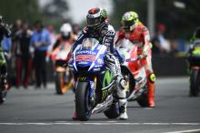 Why Lorenzo goes 'too far' during practice starts