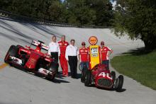 Ferrari and Shell ink new five-year deal