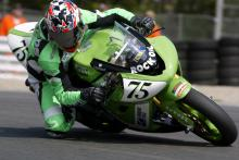 Glen Richards, Hawk Kawasaki ZX10R