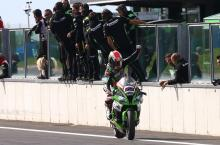 Rea's victories in wet and dry a 'double bonus'
