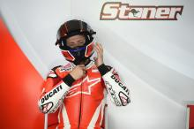 Stoner may test Ducati Panigale, tips Davies for title