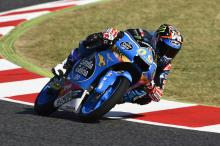 Moto3: Navarro takes first win in front of home crowd