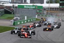 Canadian Grand Prix - Race results