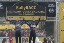 RallyRACC Catalunya - Rally de Espana: Post-event press conference