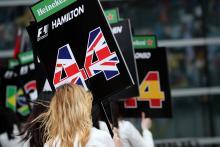Austrian Grand Prix - Grid