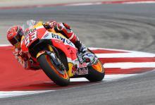 Marquez, Grand Prix Of The Americas, 2017