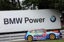 Andrew Jordan (GBR) BMW Pirtek Racing BMW 125i M Sport