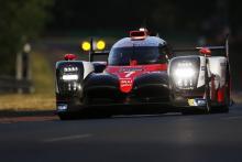 #7 Toyota Gazoo Racing Toyota TS050-Hybrid: Mike Conway, Kamui Kobayashi, Stephane Sarrazin