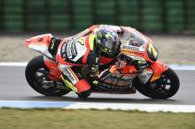 Lorenzo Baldassarri 'stable' after horror highside