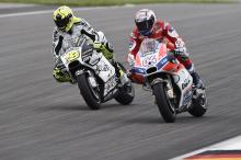 Bittersweet GP for Dovizioso, relinquishes title lead