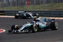Call to swap Hamilton and Bottas 'extremely difficult' - Wolff