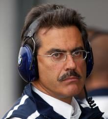Dr Mario Theissen -BMW