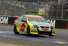 Russell Ingall (AUST) Supercheap CommodoreV8 SupercarsRd 1 Clipsal 500AdelaideAUST