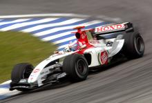 Jenson Button - BAR-Honda 006