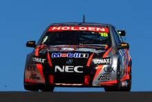 Rick Kelly, (aust), Paul Radisich (NZ) Toll HSV Commodore Supercheap Bathurst 1000 Rd 10 v8 S