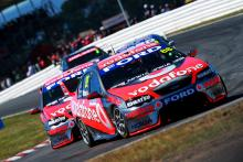 Whincup 'nervous' but focused on title.