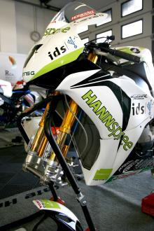 Ten Kate confirm Ohlins switch