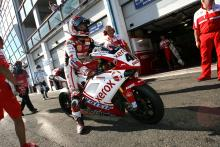 Ducati confirms revised team structure