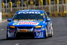 Winterbottom defies pain to win at SuperGP