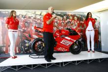 Mamola launches Riders for Health Experience Africa.