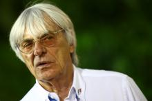 Saturday Practice, Bernie Ecclestone (GBR), President and CEO of Formula One Management