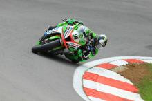 Haslam suffers broken wrist, thumb, ankle in 172mph fall