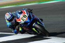 Ray lands Suzuki MotoGP test outing at Sepang