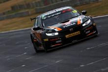 Neal claims victory in Diamond Double BTCC race