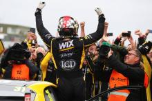 Snetterton success 'was a good answer to Croft' - Goff