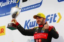 Collard pleased to silence critics after podium finish