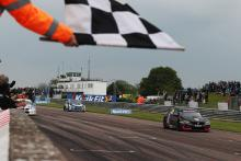 Race three win 'important for championship' - Cook