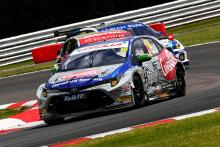 Ingram resists Cammish for race one victory