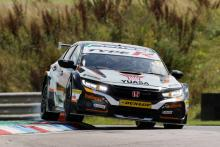 Cammish wins race three thriller