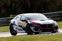 iDan Cammish (GBR) Halfords Yuasa Racing Honda Civic Type R