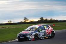 BTCC: Toyota's Ingram snatches final BTCC pole of 2020