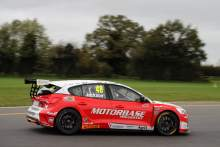 iOllie Jackson (GBR) - Motorbase Performance Ford Focus