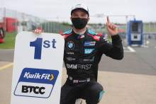 Turkington takes commanding race one win, draws level with Sutton