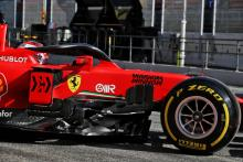 Barcelona F1 Test 1 Day 1 - Wednesday 3PM
