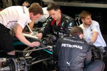 How Mercedes turned heads with DAS steering wheel